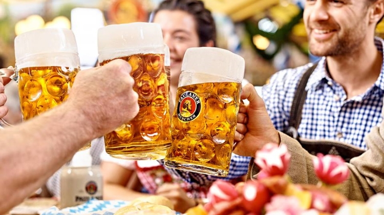 'Paulaner OctoberFest' In Budapest, 4 – 5 October