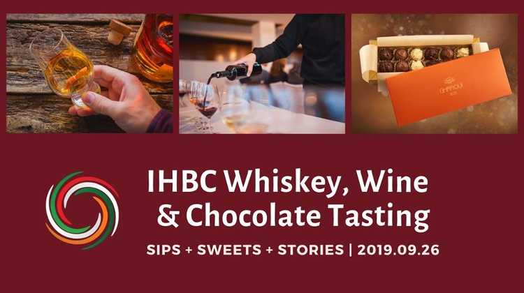 Whiskey, Wine & Chocolate Tasting @ Bistro Fine Budapest, 26 September