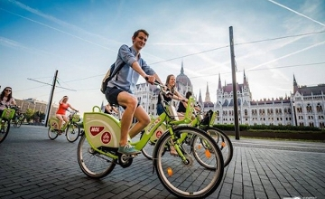 Budapest Mayor Promises New Cycle-Friendly Roads