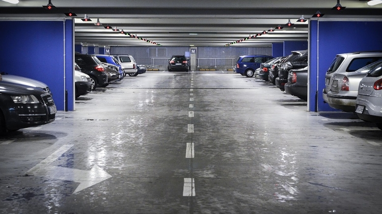 Budapest Airport To Open New Car Park
