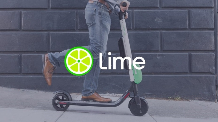 Lime & Breezy E-Scooters Withdrawn From Budapest