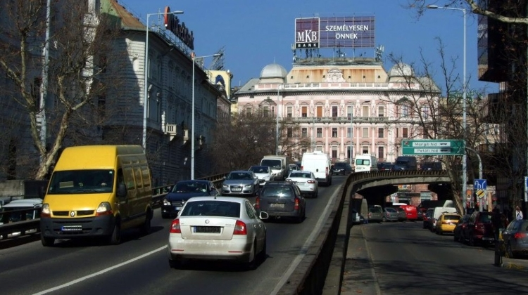 Nyugati Overpass In Budapest To Be Demolished