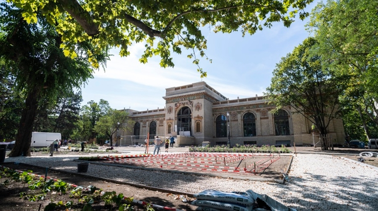 Video: All Liget Budapest Museum Project Facilities To Open By 2023