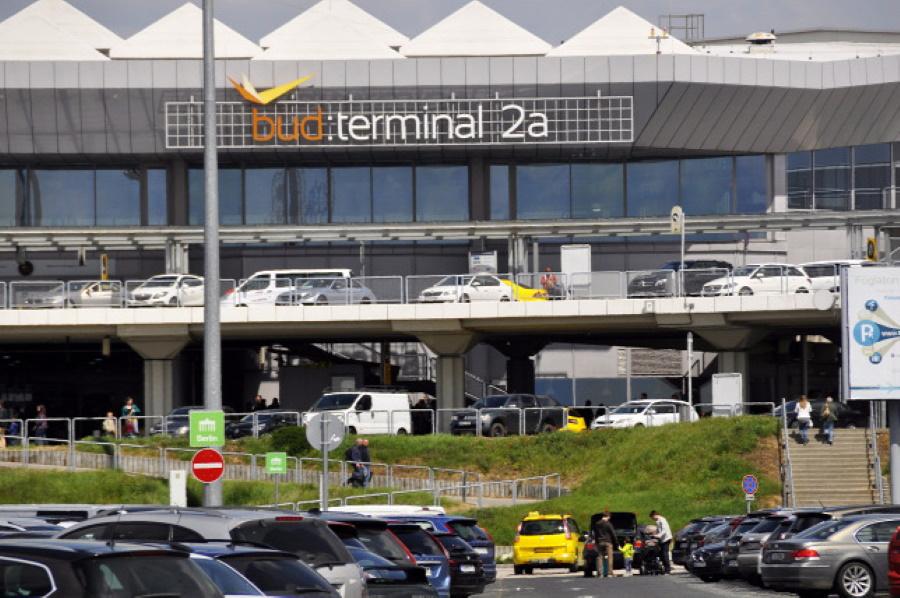 Restrictions On Road To Budapest Airport