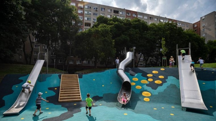 7 Budapest Parks & Playgrounds Getting Revitalised