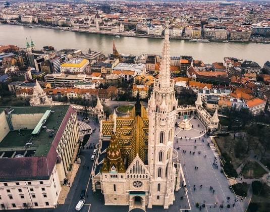 Visual Guide: Best Of Budapest Architecture