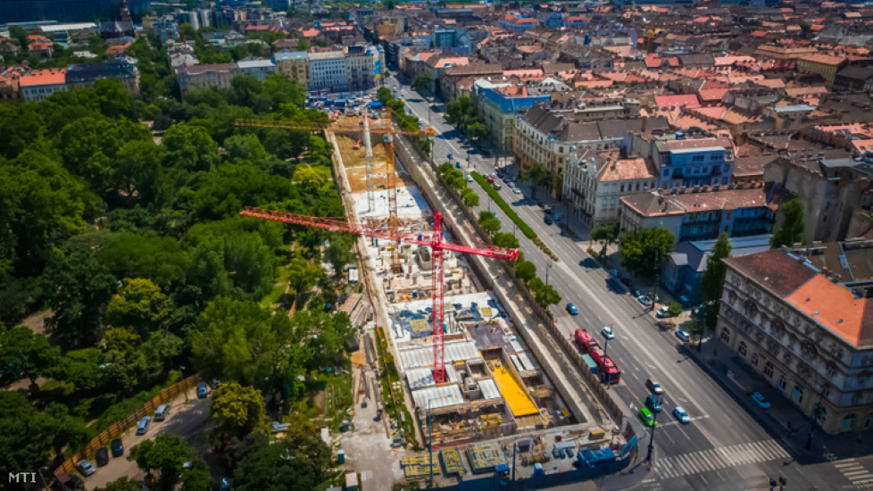 Two-Thirds Of Budapest Residents Support Revamping City Park