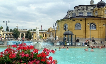 Budapest Thermal Spas Attracted 4.5 Million Visitors Last Year