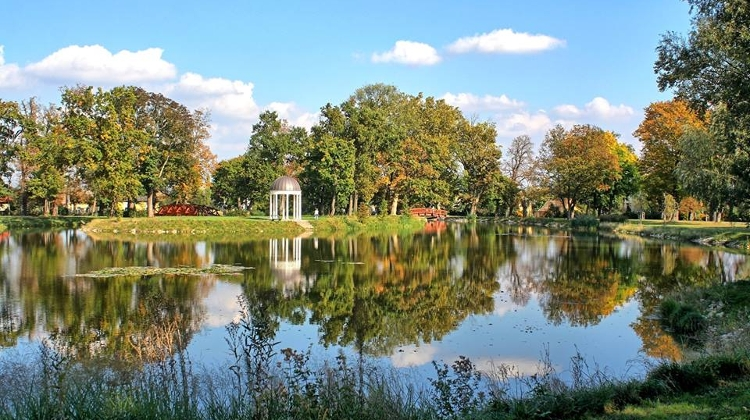 'European Art Of Garden Exhibition', Károlyi Stately Home, 31 May – 2 June