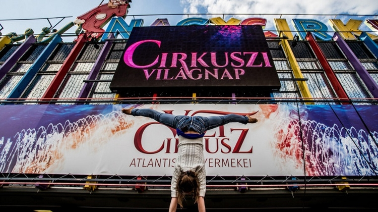 State To Build Circus Behind Budapest Railway Station Nyugati