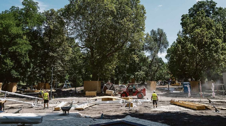 Building Permits Already Obtained, Budapest Museums Quarter On Track, Says Project Company