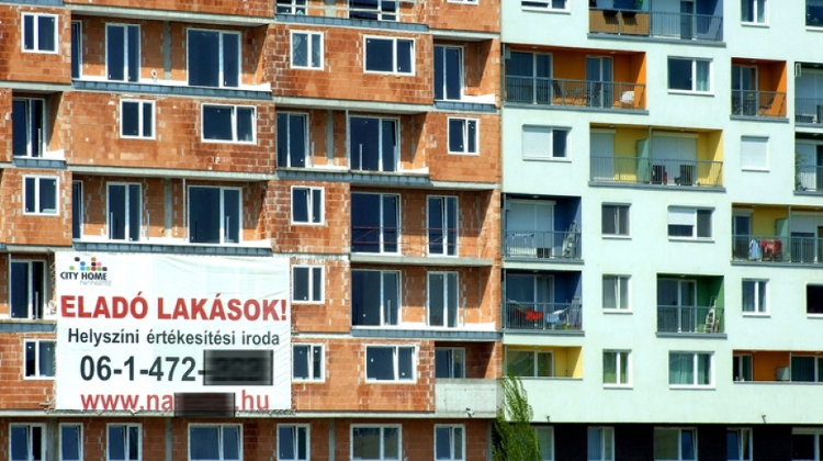 Hungary Tops EU Home Price Rise List