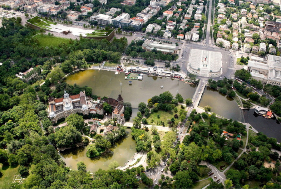 No New Construction Can Begin In Budapest City Park