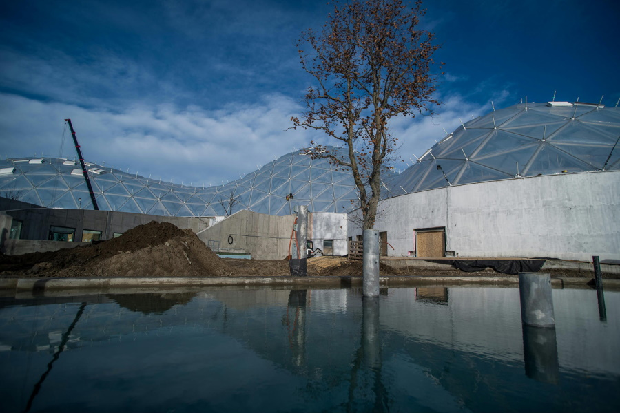 Budapest Will Not Finance Biodome At Zoo