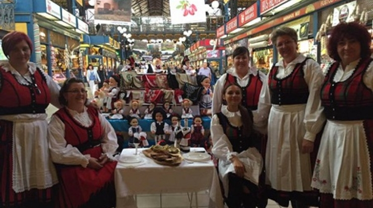 Transylvanian Days, Central Market Hall Budapest, Until 14 March