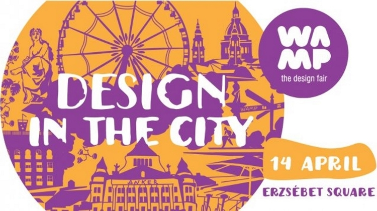 WAMP - Design In The City, Budapest Erzsébet Square, 14 April