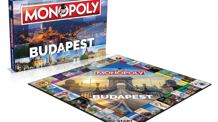 Budapest Edition Of Monopoly To Be Launched