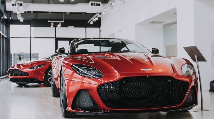 Gablini To Open Aston Martin Showroom In Budapest