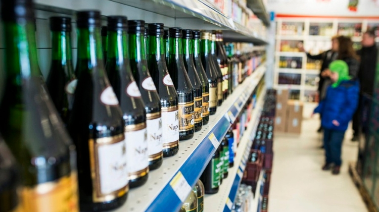 Price Of Alcoholic Drinks In Hungary 23% Under EU Average