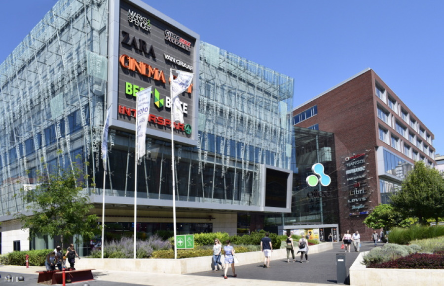 Multi Unveils EUR 17 Million Refurbishment For Budapest Mall Allee
