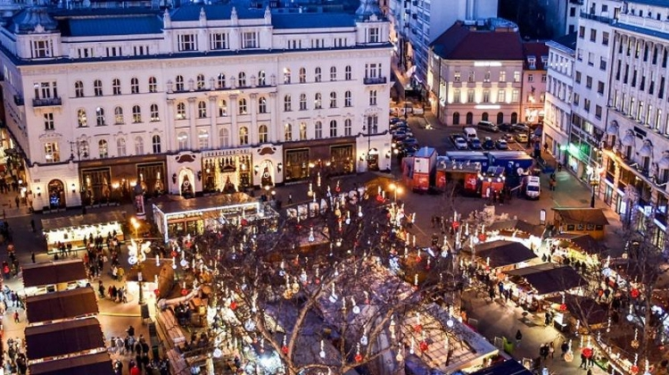 Budapest Christmas Market Awaits Visitors