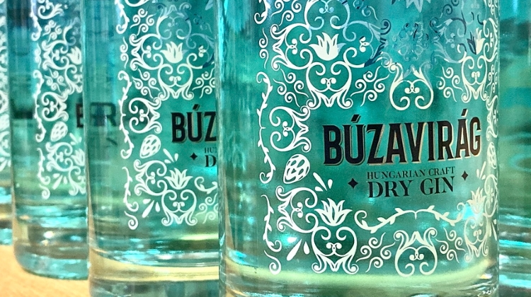 New Craft Gin 'Búzavirág' Caters To Hungarian Tastes