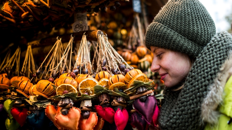 Budapest 2nd Most Trending Christmas Destination