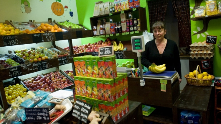 Smaller Shops Face Growing Pressure In Hungary