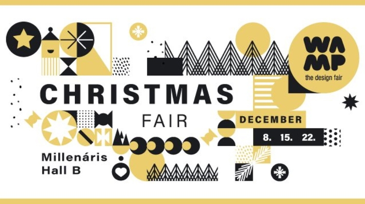 WAMP Christmas Design Market @ Millenáris, 8 December