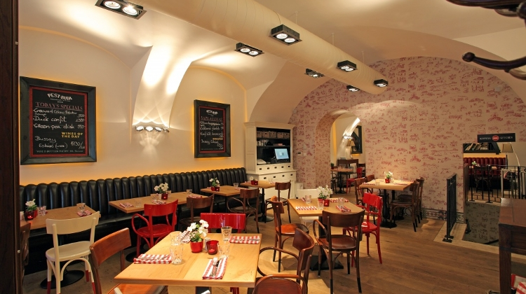 "Pest-Buda Bistro In The Buda Castle, ""Cosiest Restaurant In Town"""