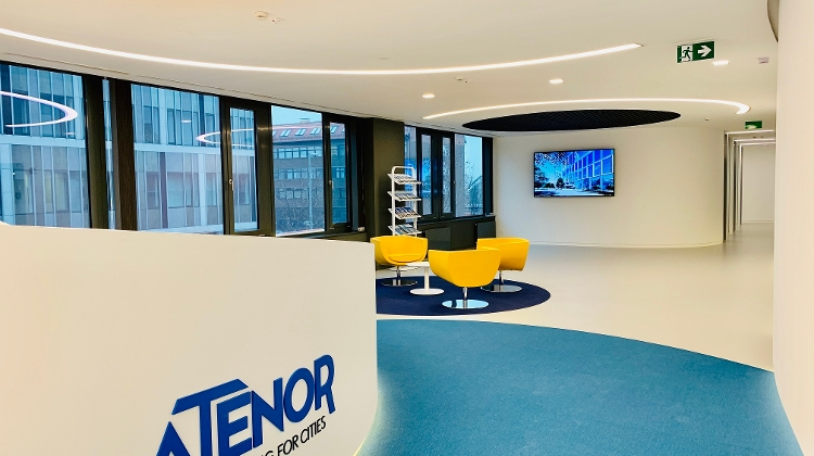 Atenor Hungary Dynamically Expands, Its Developments Advance At A Fast Pace