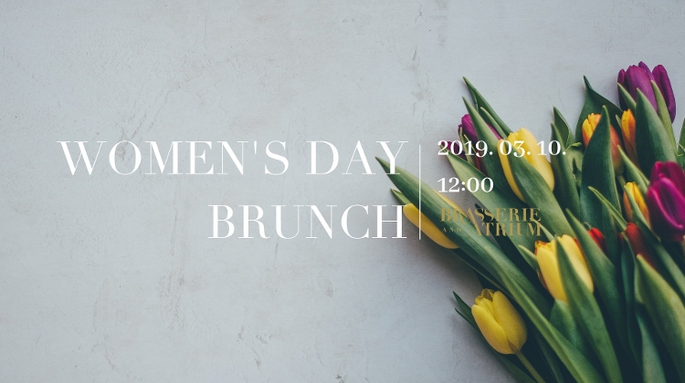 Women's Day Brunch, Corinthia Hotel Budapest, 10 March