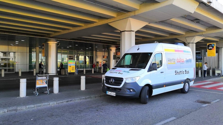 Hertz Introduces New Airport Shuttle Bus For Customers In Budapest