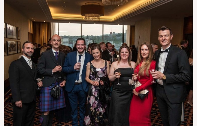 The British International School Budapest 2019 Benefit Gala, Marriott Hotel Ballroom