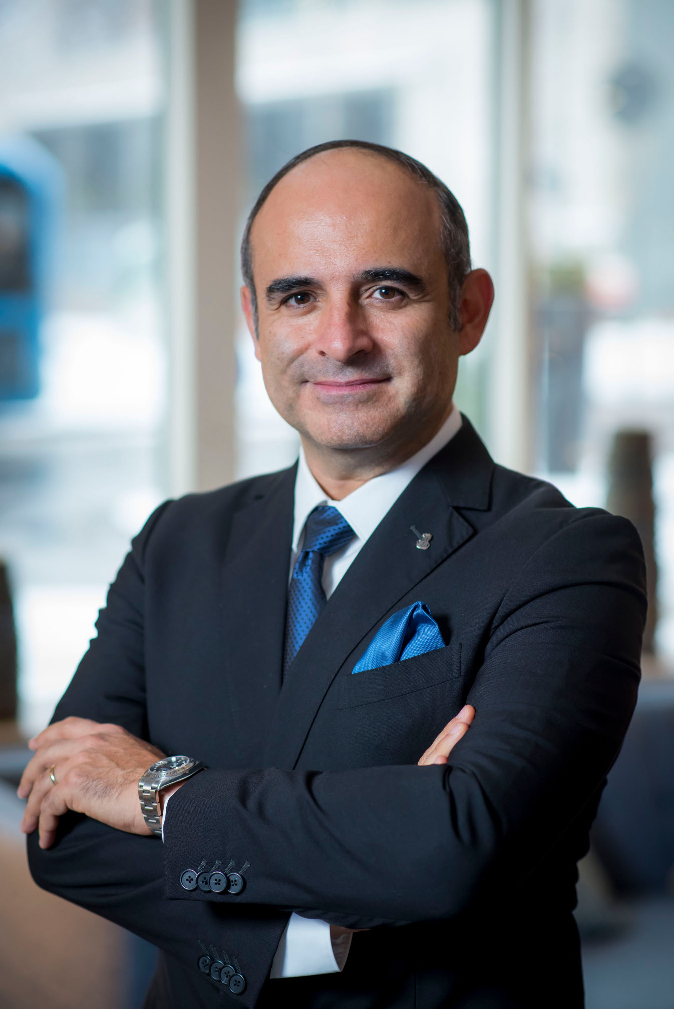 New GM Joins The Ritz-Carlton, Budapest