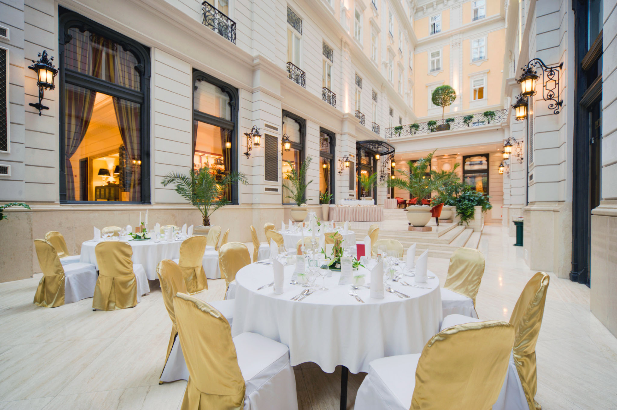 Mother's Day Brunch @ Corinthia Hotel Budapest, 5 May