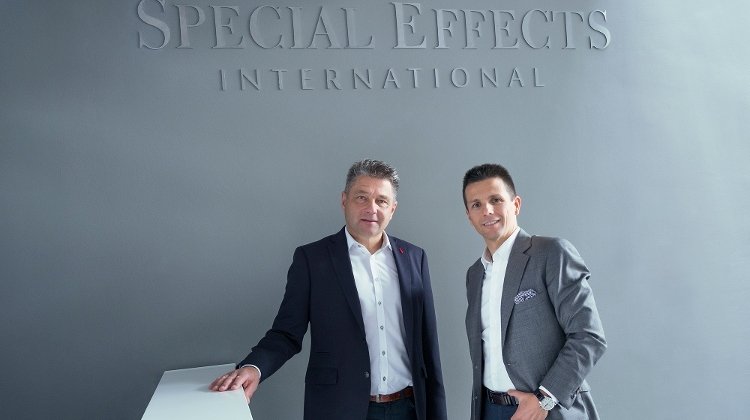 New Acquisition In Hungary At Special Effects International