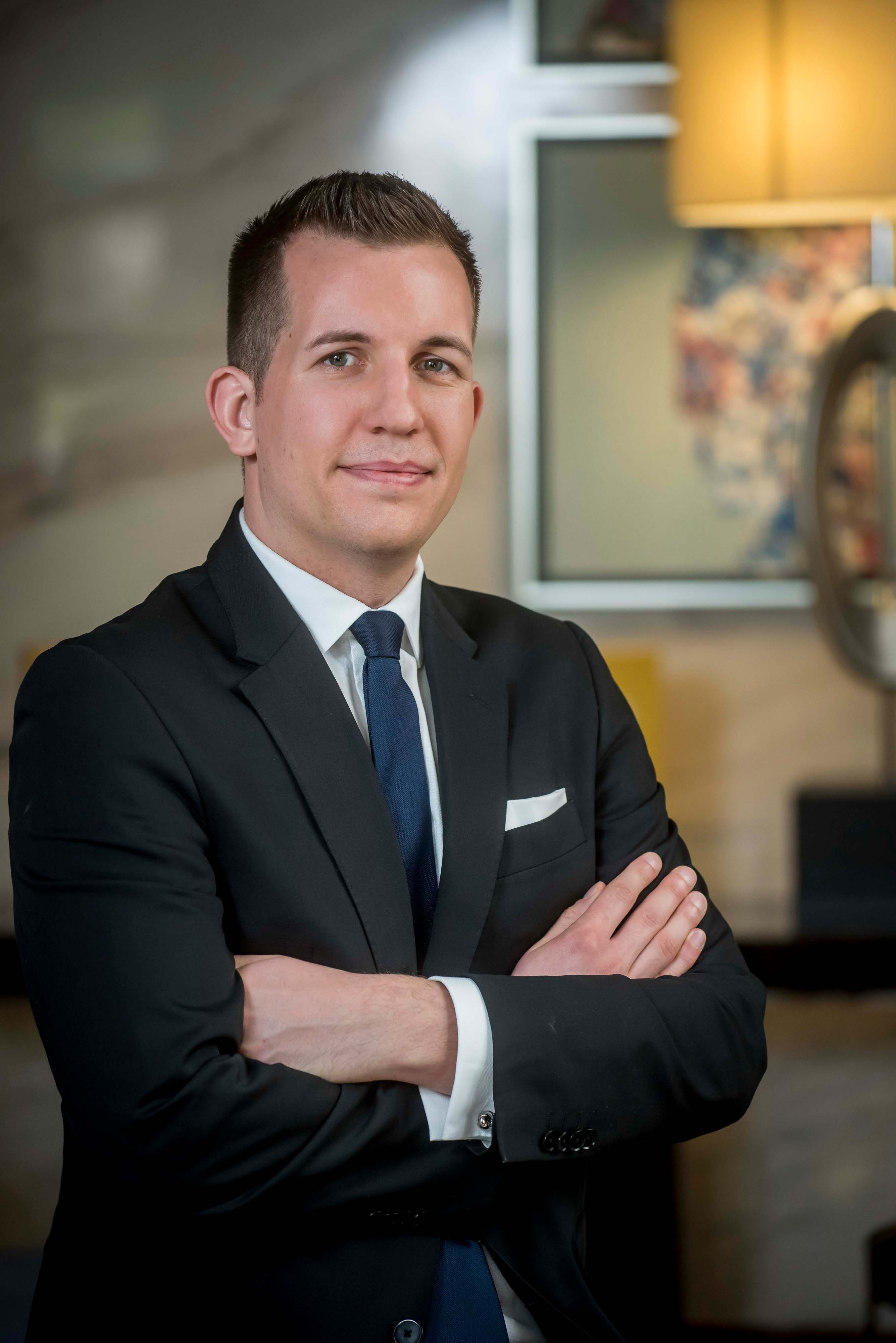 The Ritz-Carlton, Budapest Appoints New Director Of Revenue Management