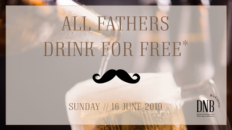 Father's Day Surprise @ DNB Budapest, 16 June