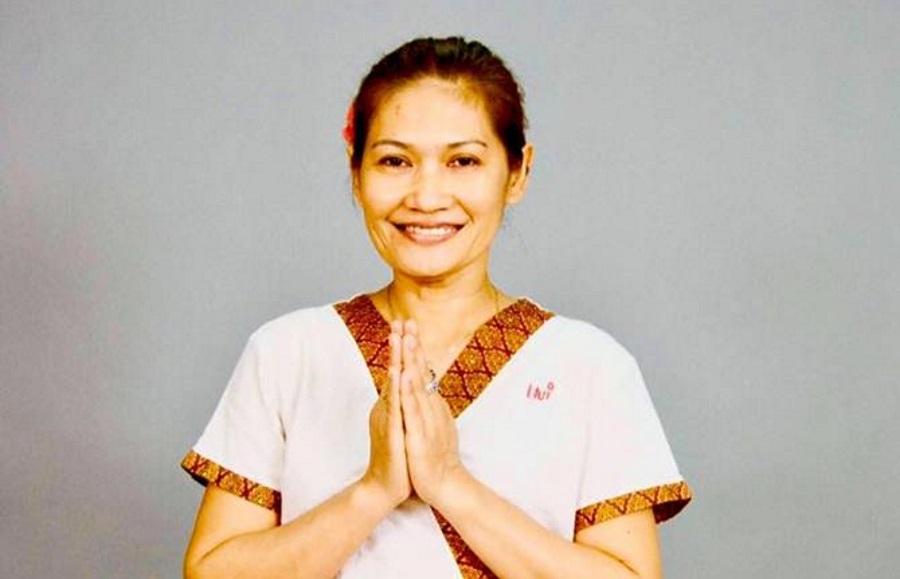 Healing thai massage webster