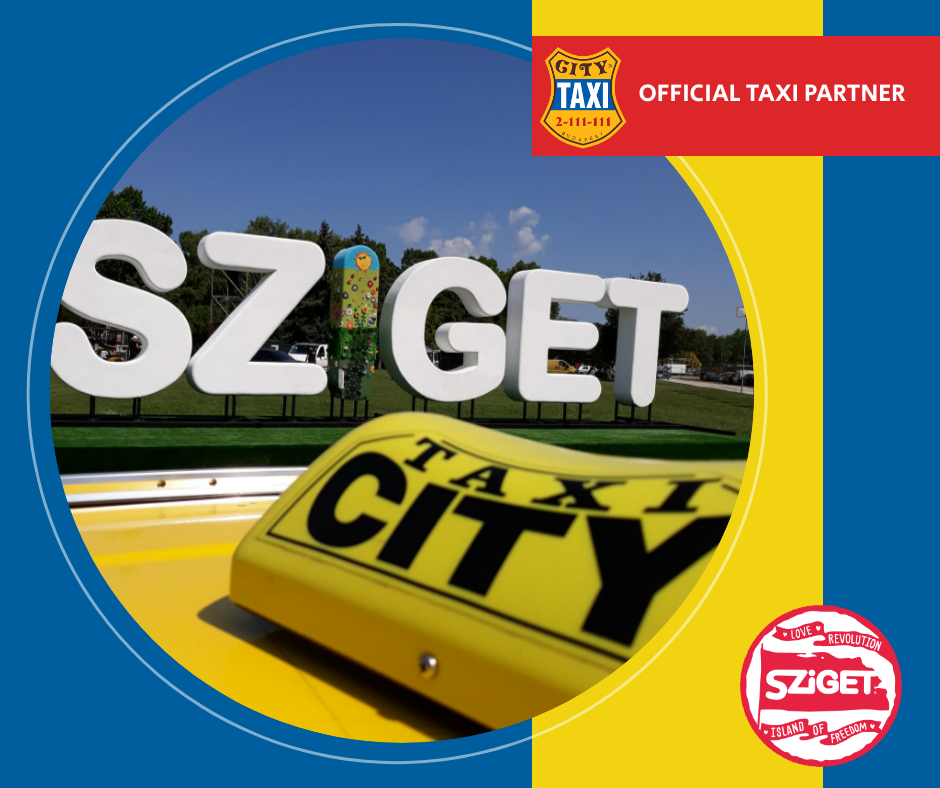 Ride To Sziget Festival With City Taxi