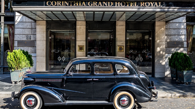 'Speakeasy Brunch' @ Corinthia Hotel Budapest, 27 October
