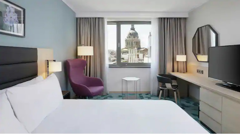 Introducing Hilton Garden Inn Budapest