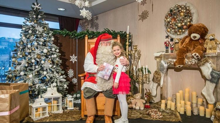 Exclusive Santa Party At  Sofitel Budapest Chain Bridge, 1 December