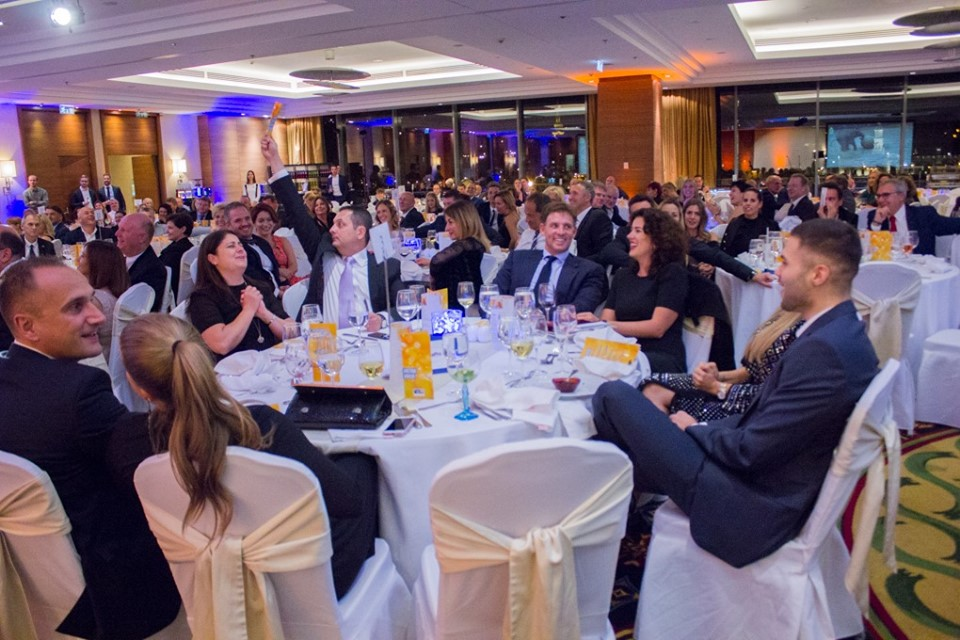 United Way Hungary Charity Dinner, 17 November
