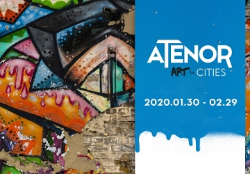 Now On: Atenor Presents 'Art For Cities Street' Exhibition