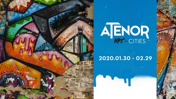 Atenor Presents: 'Art For Cities Street' Exhibition @ Société Budapest