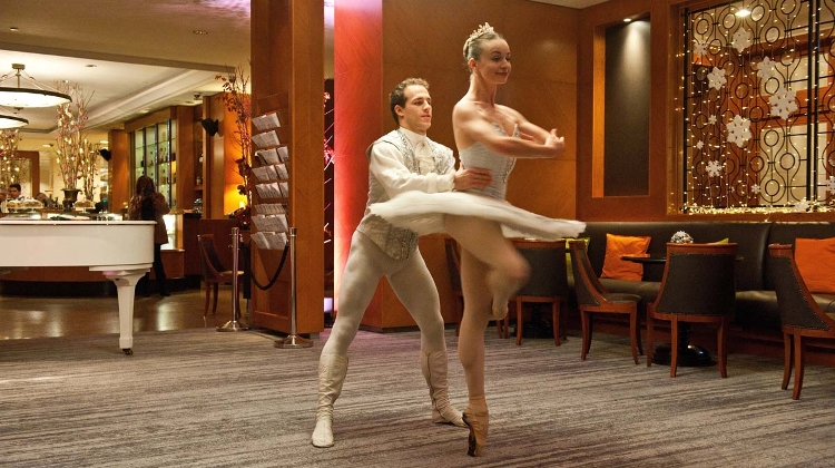 'Budapest Brunch Club' Preview Of InterContinental's Nutcracker Special