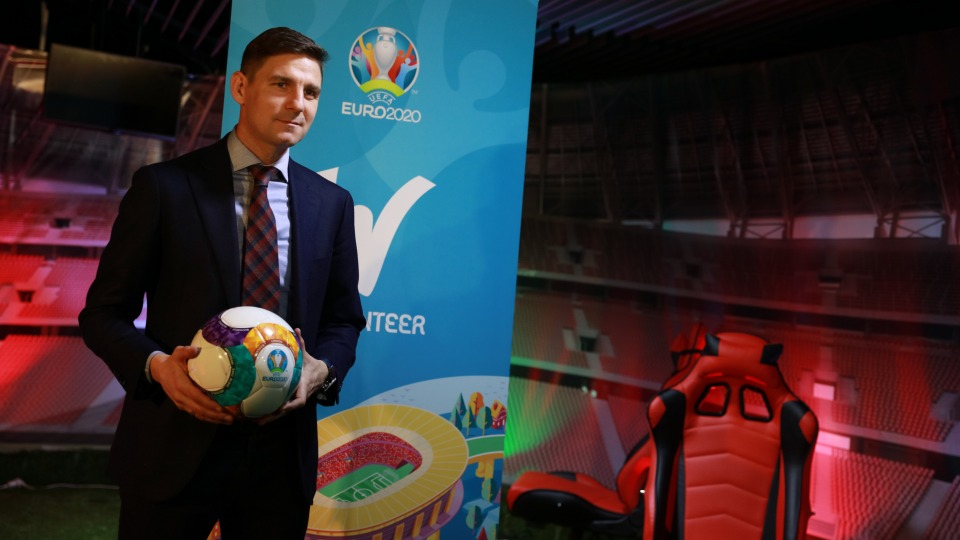 Hungarian Player Gera To Be Football Ambassador For Euro 2020