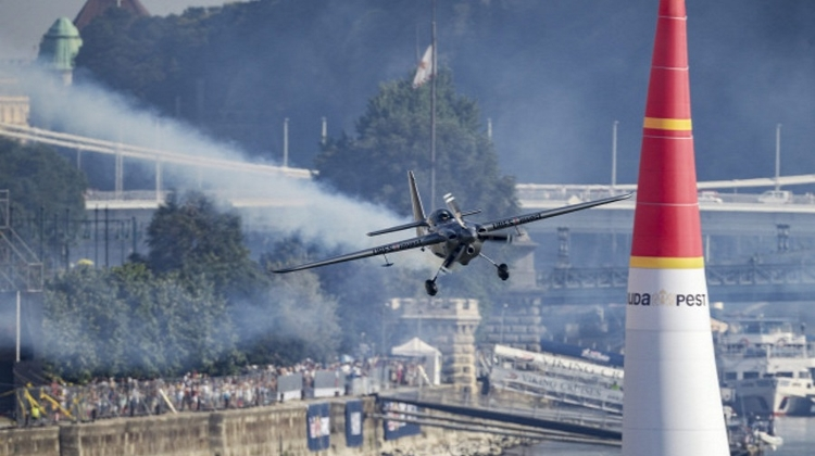 Red Bull Air Race Hungary To Be Held In Zamárdi